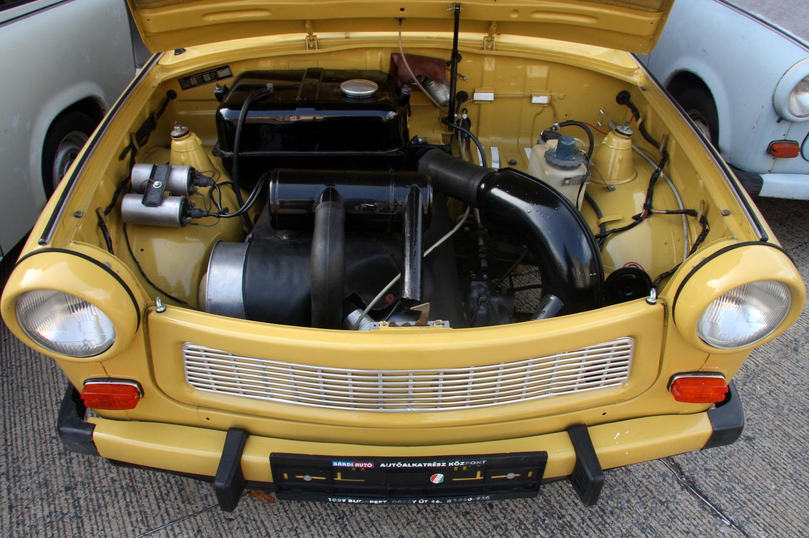 Trabant engine