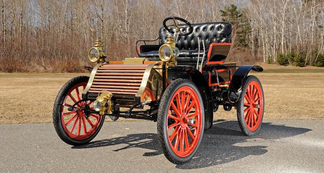 1903 Eldredget 8HP bonhams