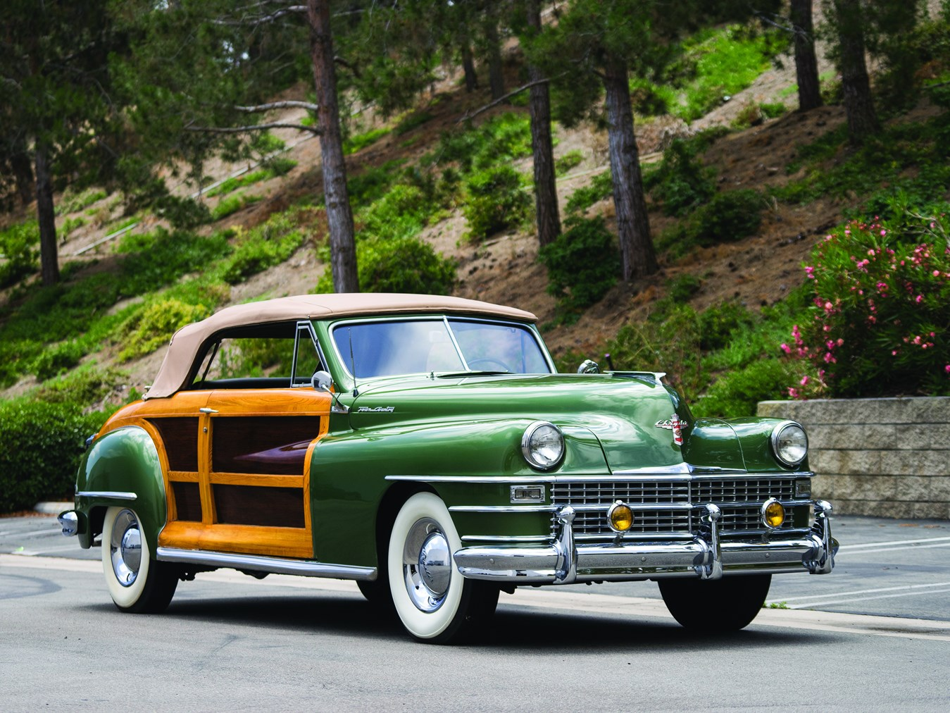 1948 chrysler town and country rm auction