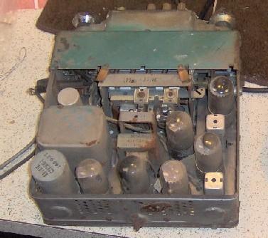 1950 Ford Vacuum tube radio