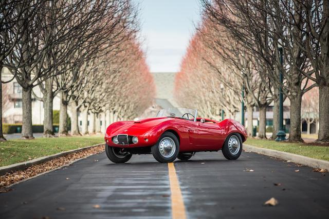 1954 arnolt bristol prototype bonhams auction