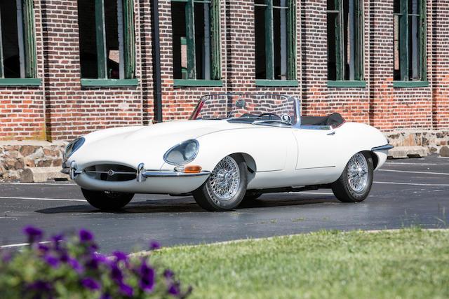 jaguar e type roadster series I 1962 bonhams auction