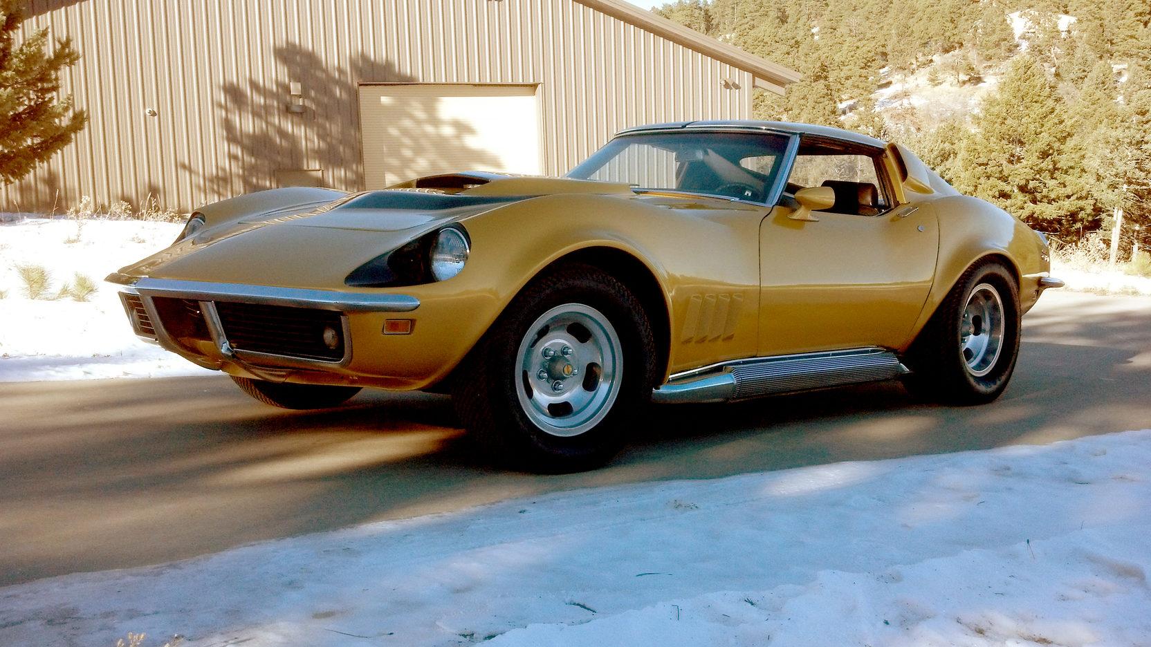 1969 Chevrolet Corvette Baldwin Motion