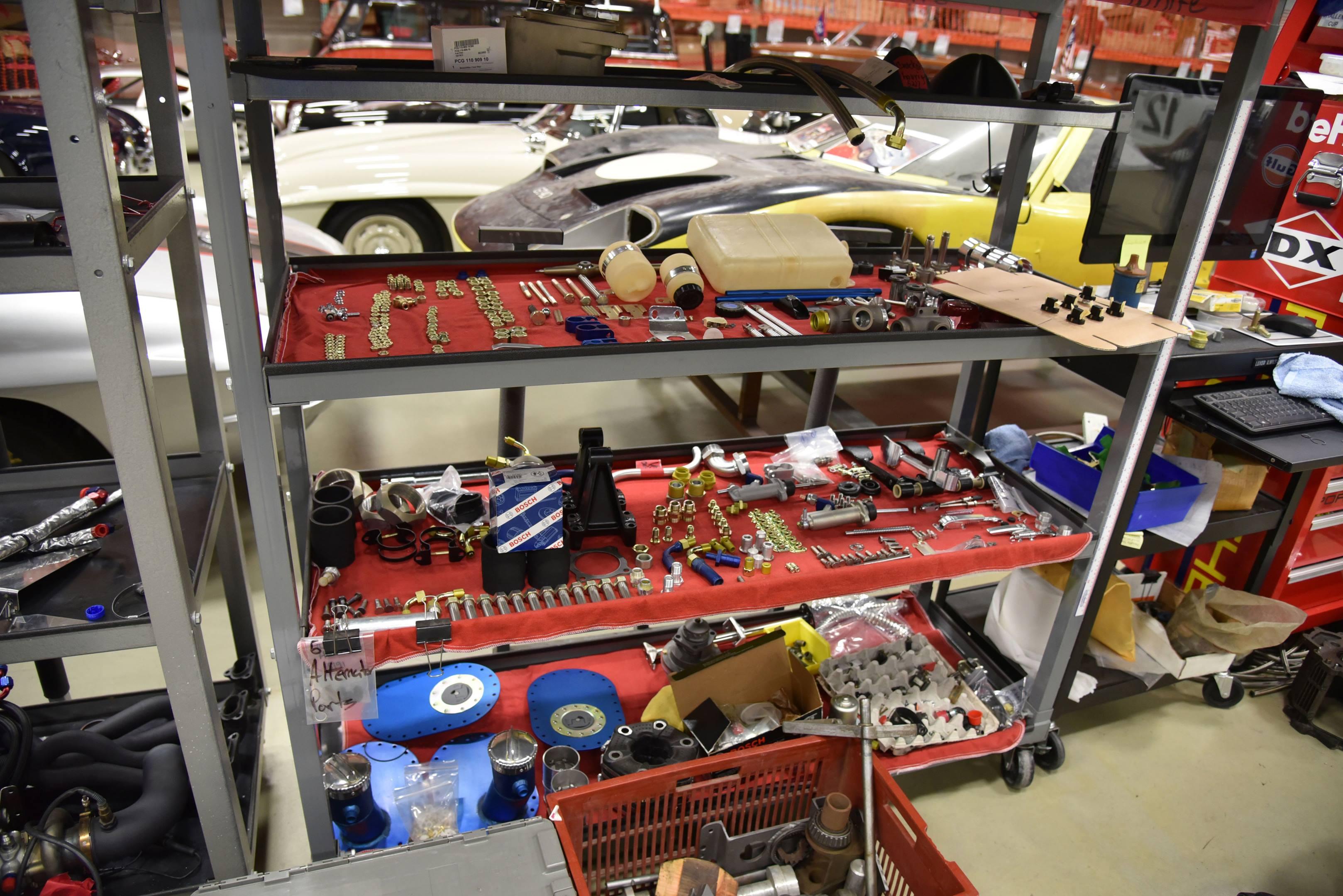 Porsche 917 bits