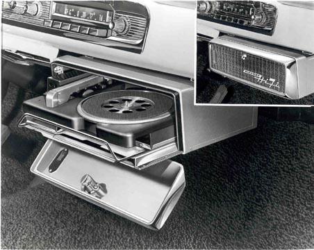 Highway Hi-Fi designed by Dr. Peter Goldmark