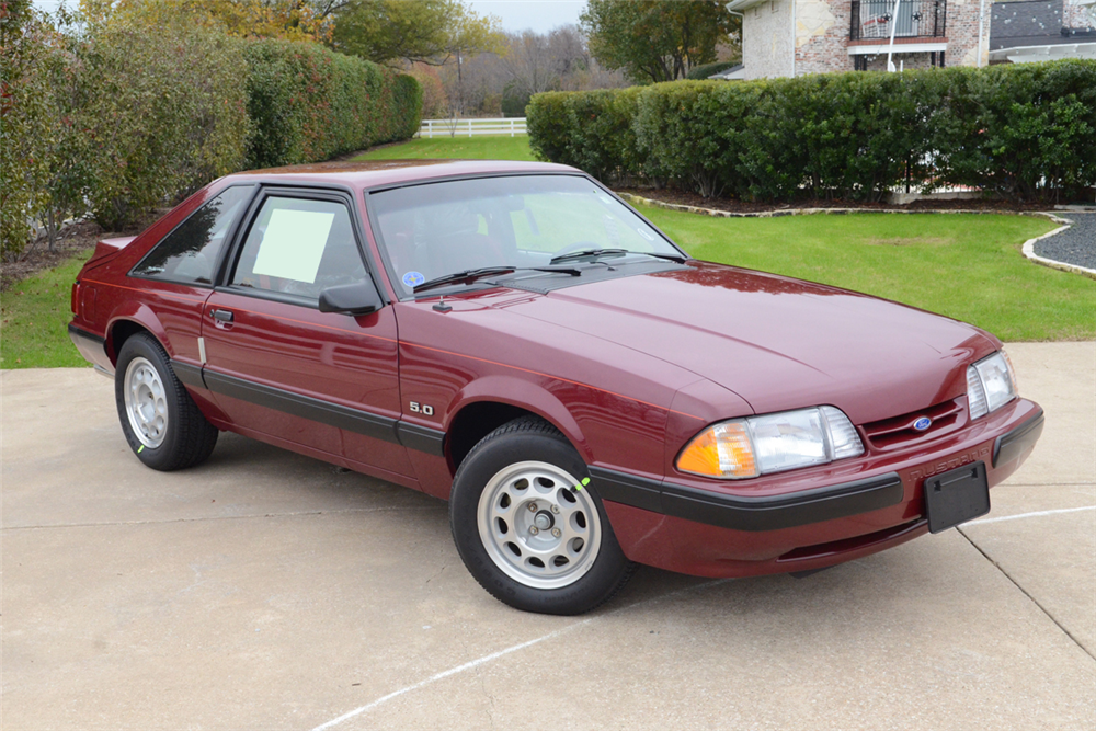 1989 Ford Mustang 5.0 LX Hatchback