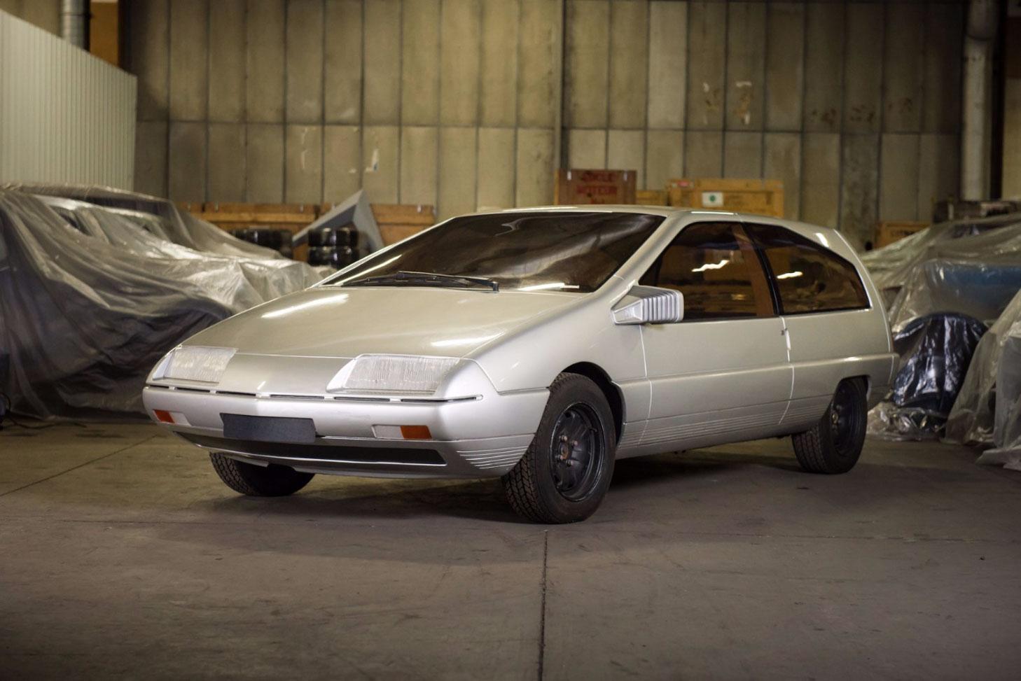 1980 Citroën Xénia