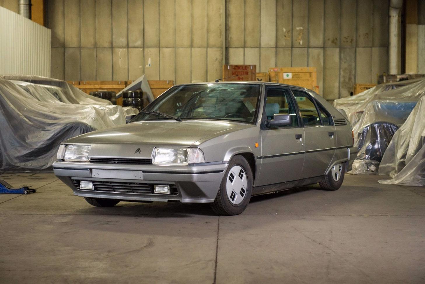 1990 Citroën BX GTI