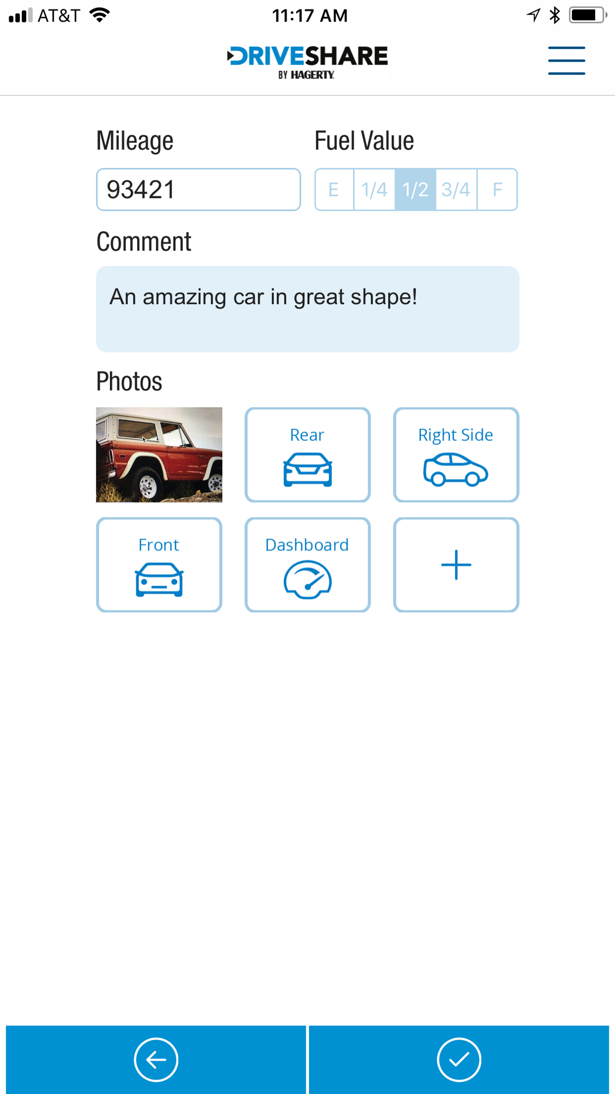 rent a Classic Car with DriveShare