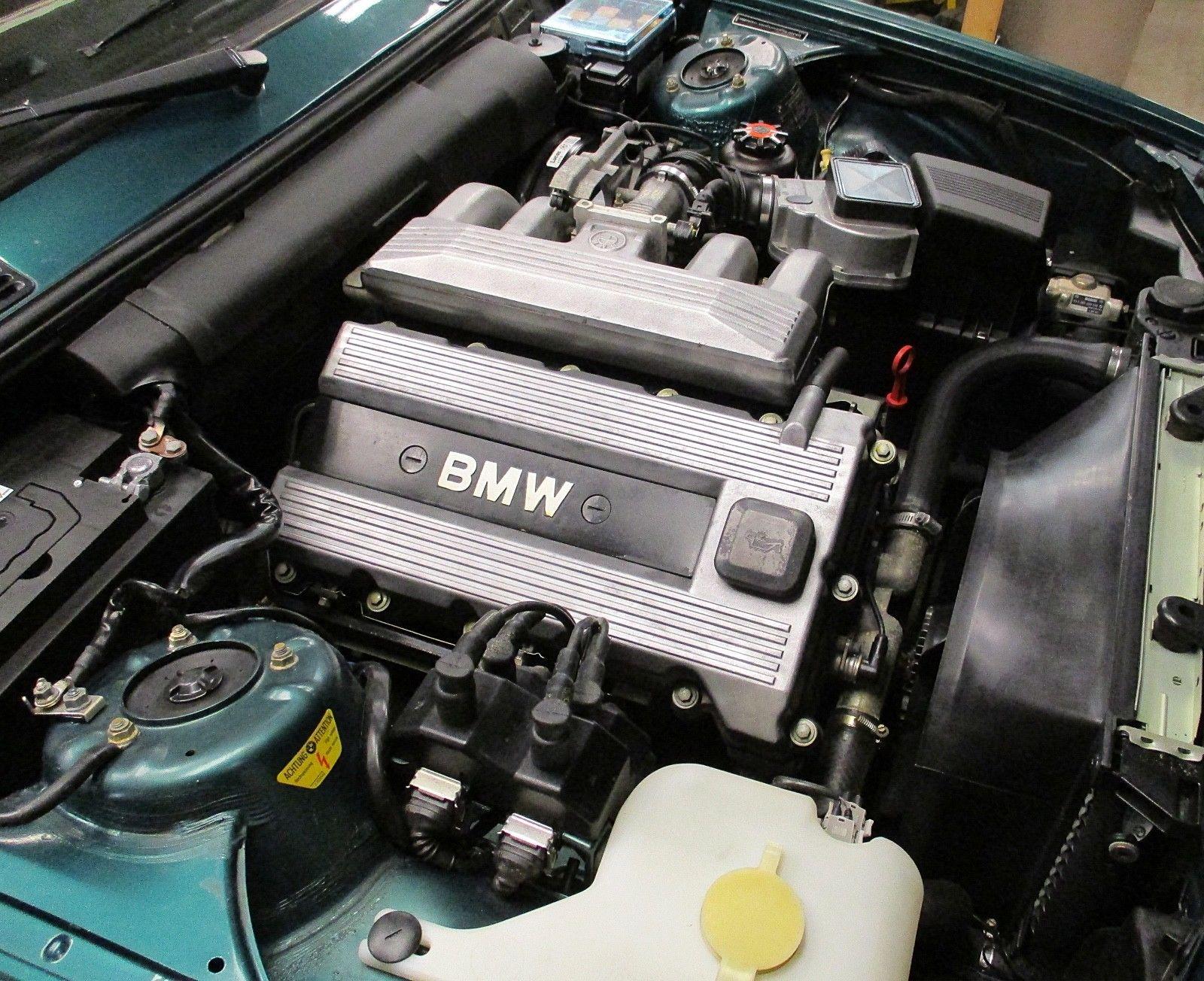 bmw 318 convertible engine