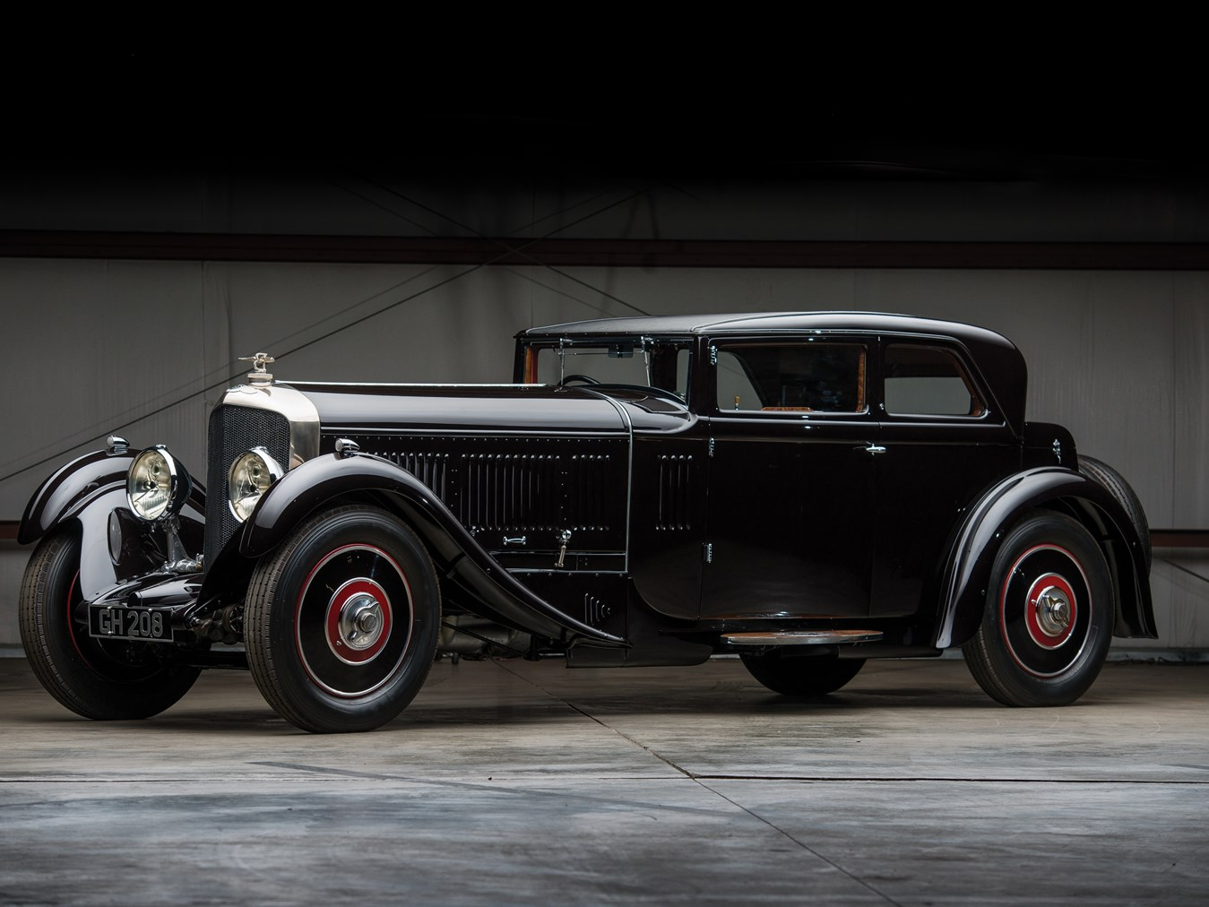1930 Bentley 6½ Litre Speed Six