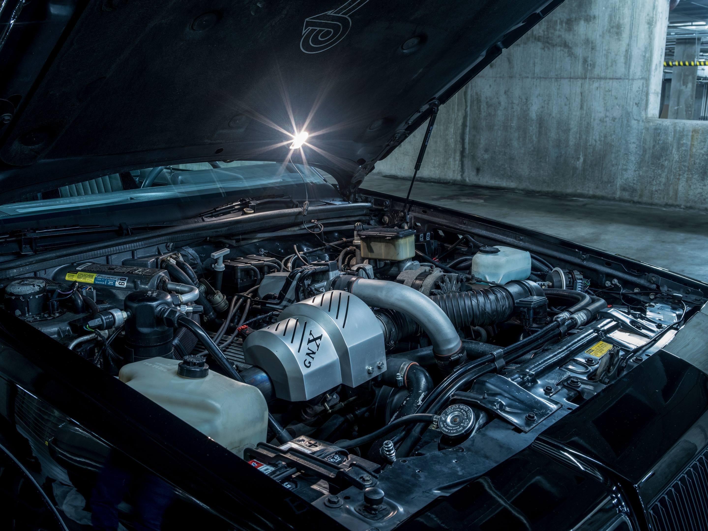 1987 Buick GNX engine