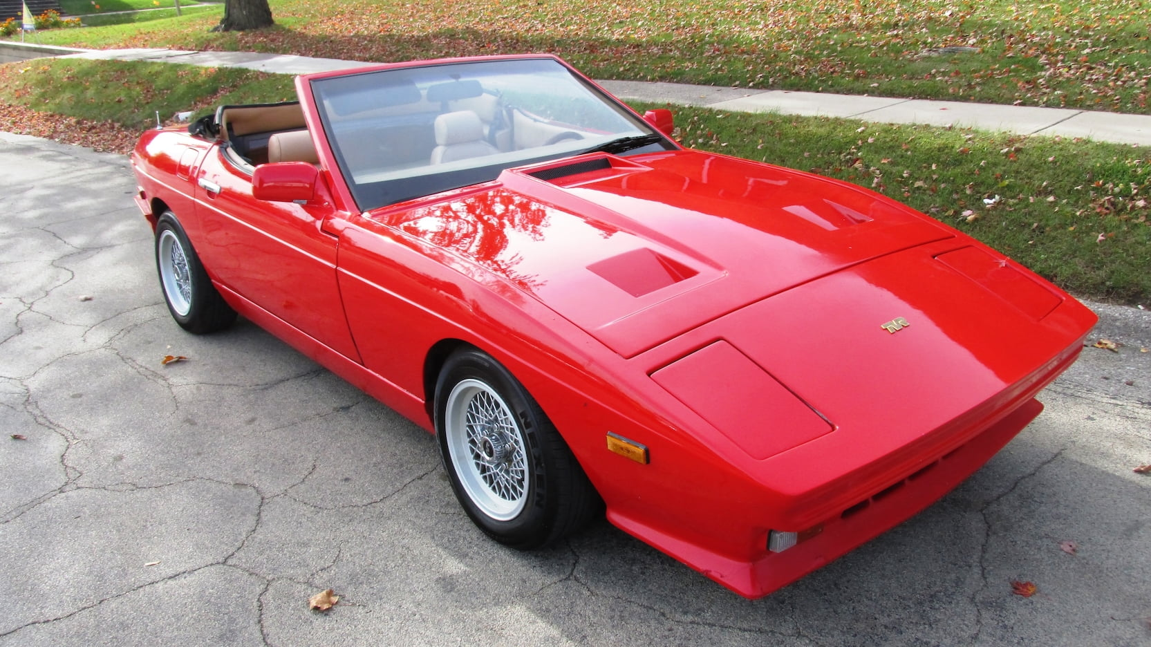 1986 TVR 280i Convertible