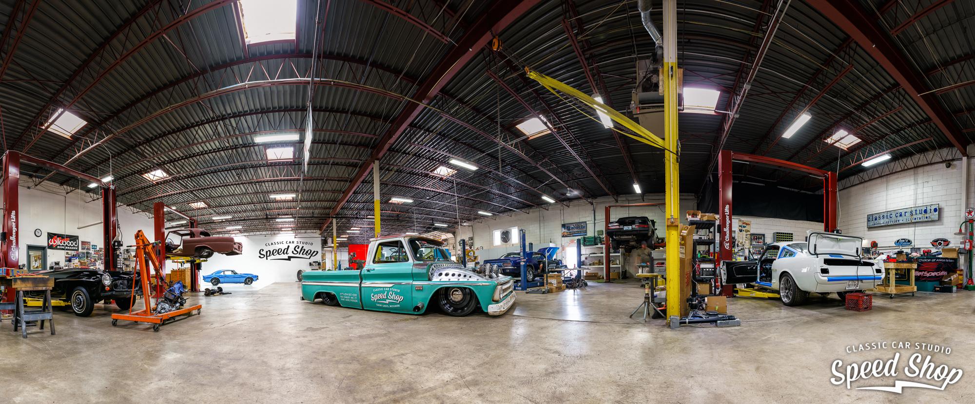 Classic Car Studio Speed Shop