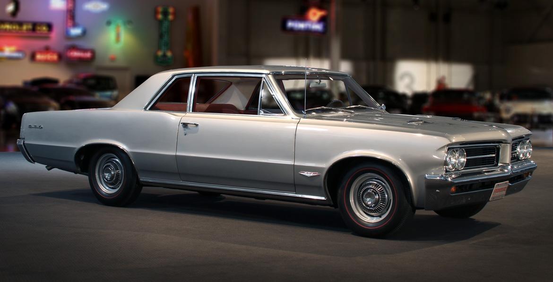 1964 Pontiac Super Duty GTO