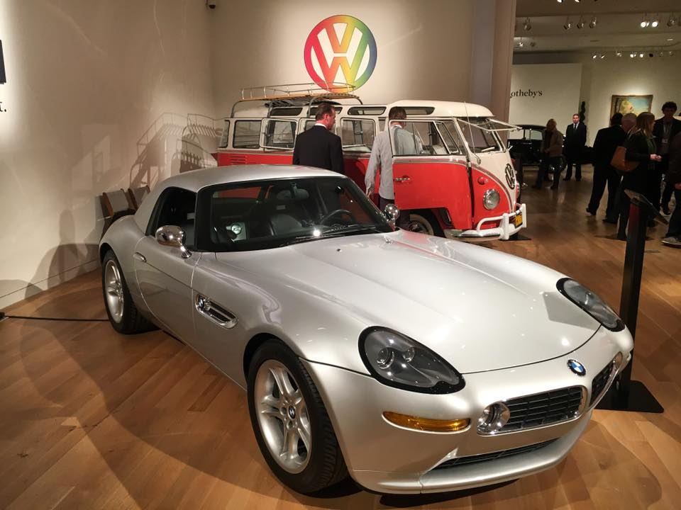 This Z8 was previously owned by Apple's Steve Jobs, and sold for $295,000