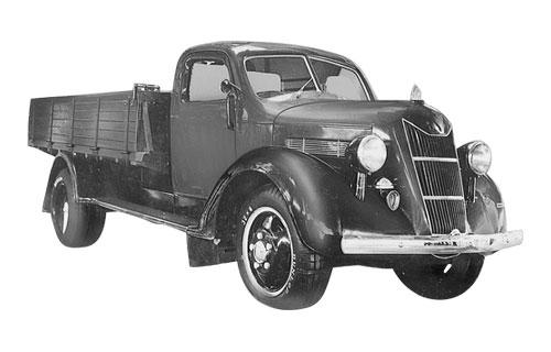 1935 Toyota G1 truck