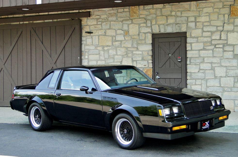 1987 Buick GNX (Barrett-Jackson)