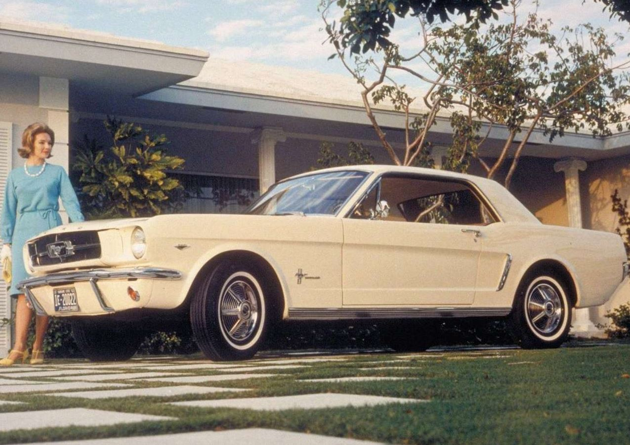 1965 Ford Mustang (Ford)