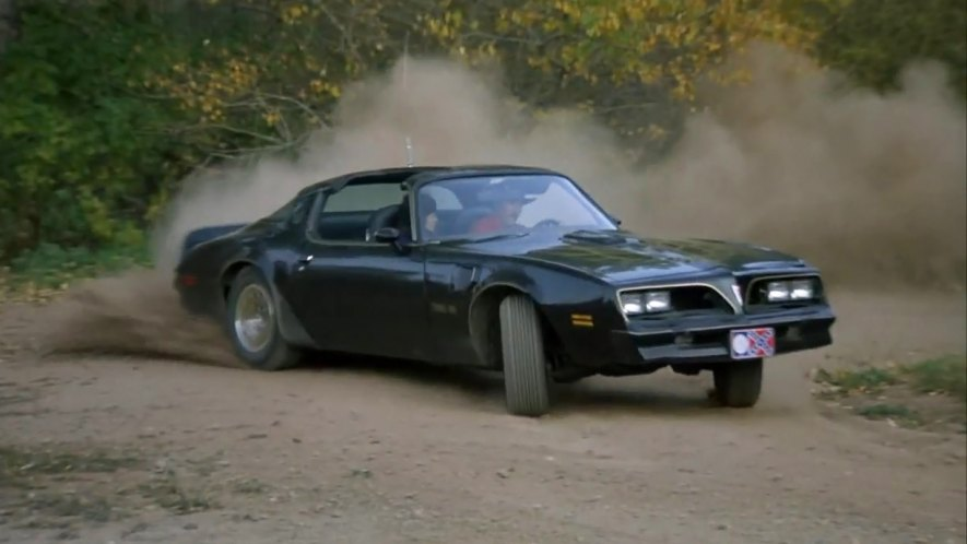 1977 Pontiac Firebird Trans Am from Smokey and the Bandit