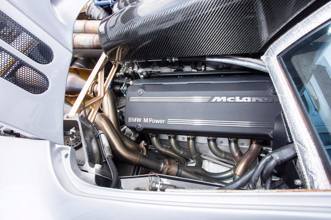 1995 McLaren F1 engine (Bonhams)