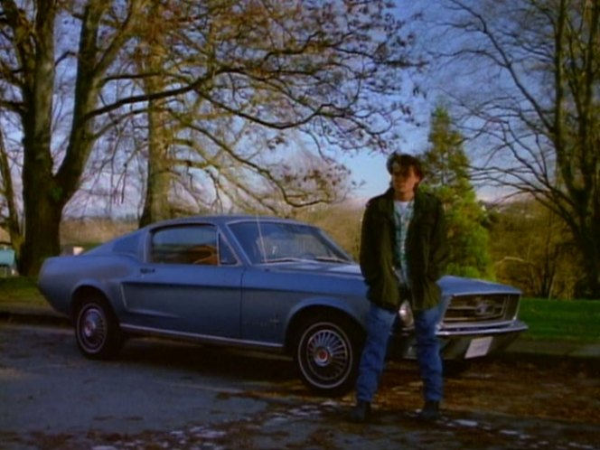 1968 Ford Mustang Fastback, 21 Jump Street