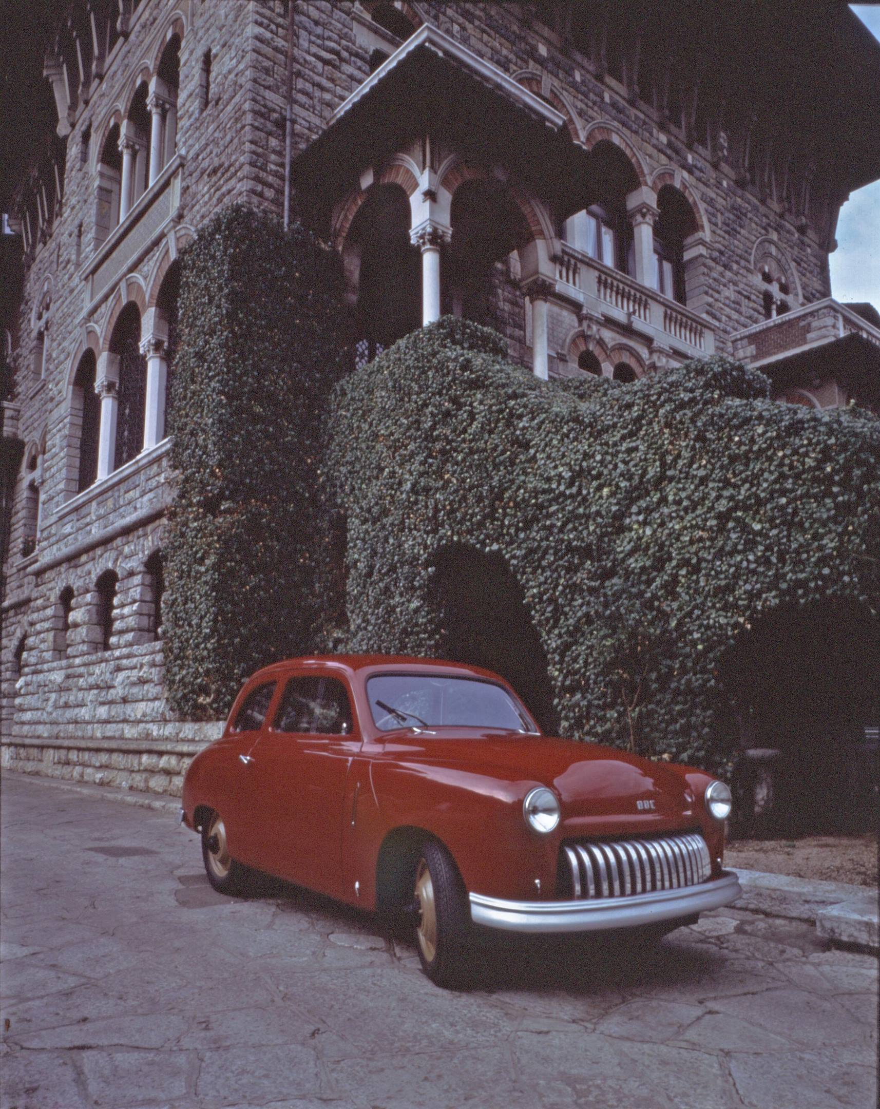 BBC car