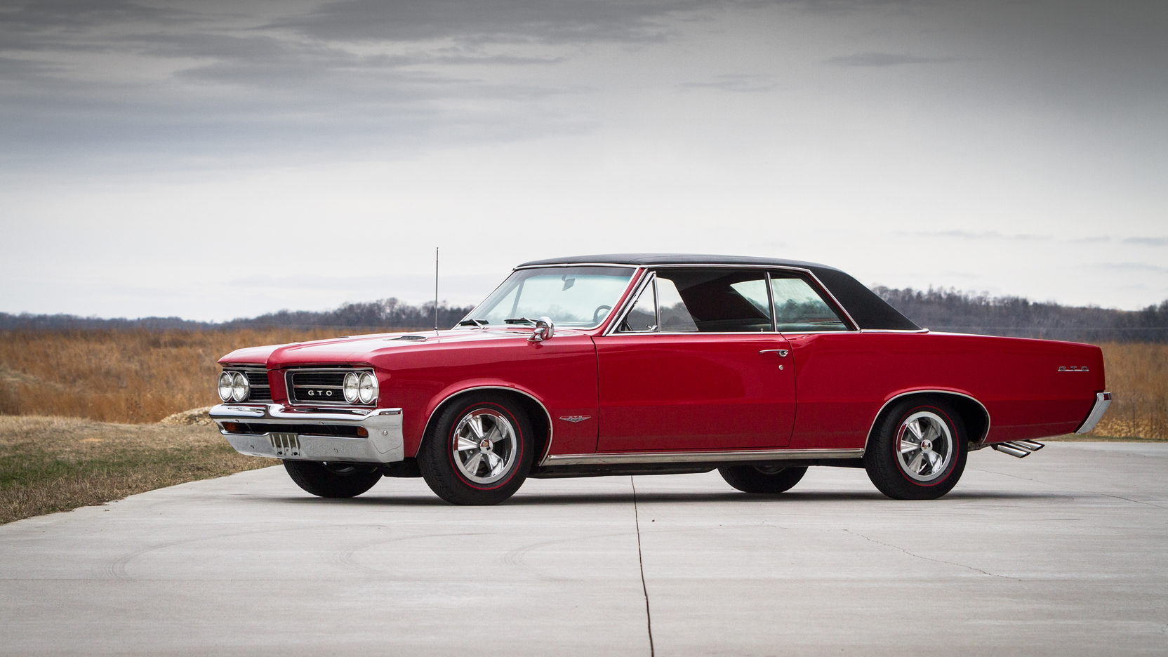 1964 Pontiac GTO Tripower