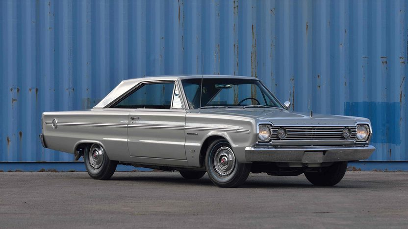 1966 Plymouth Hemi Belvedere