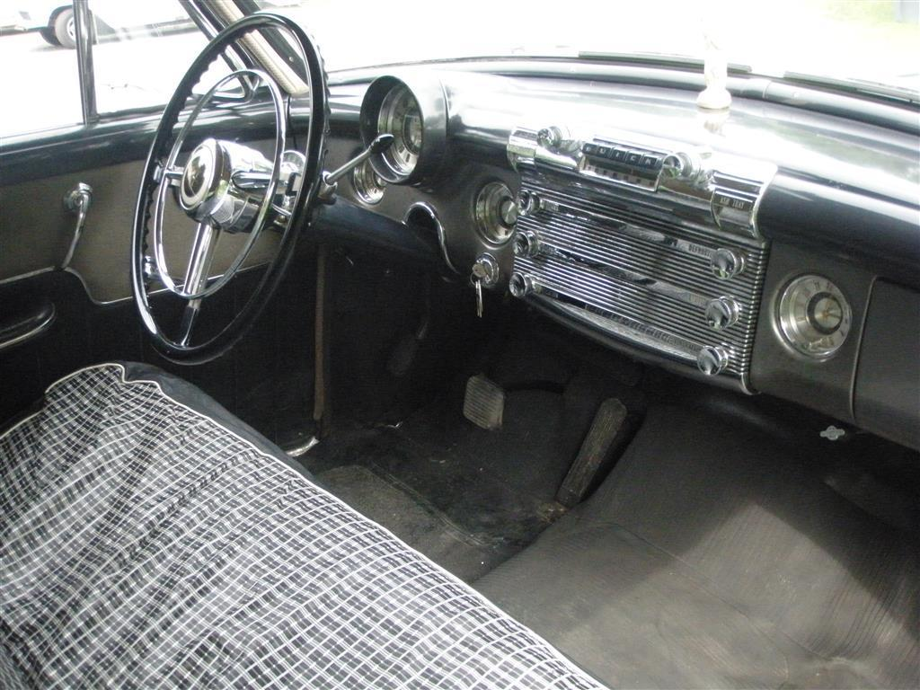 1950 Buick Super Riviera hardtop