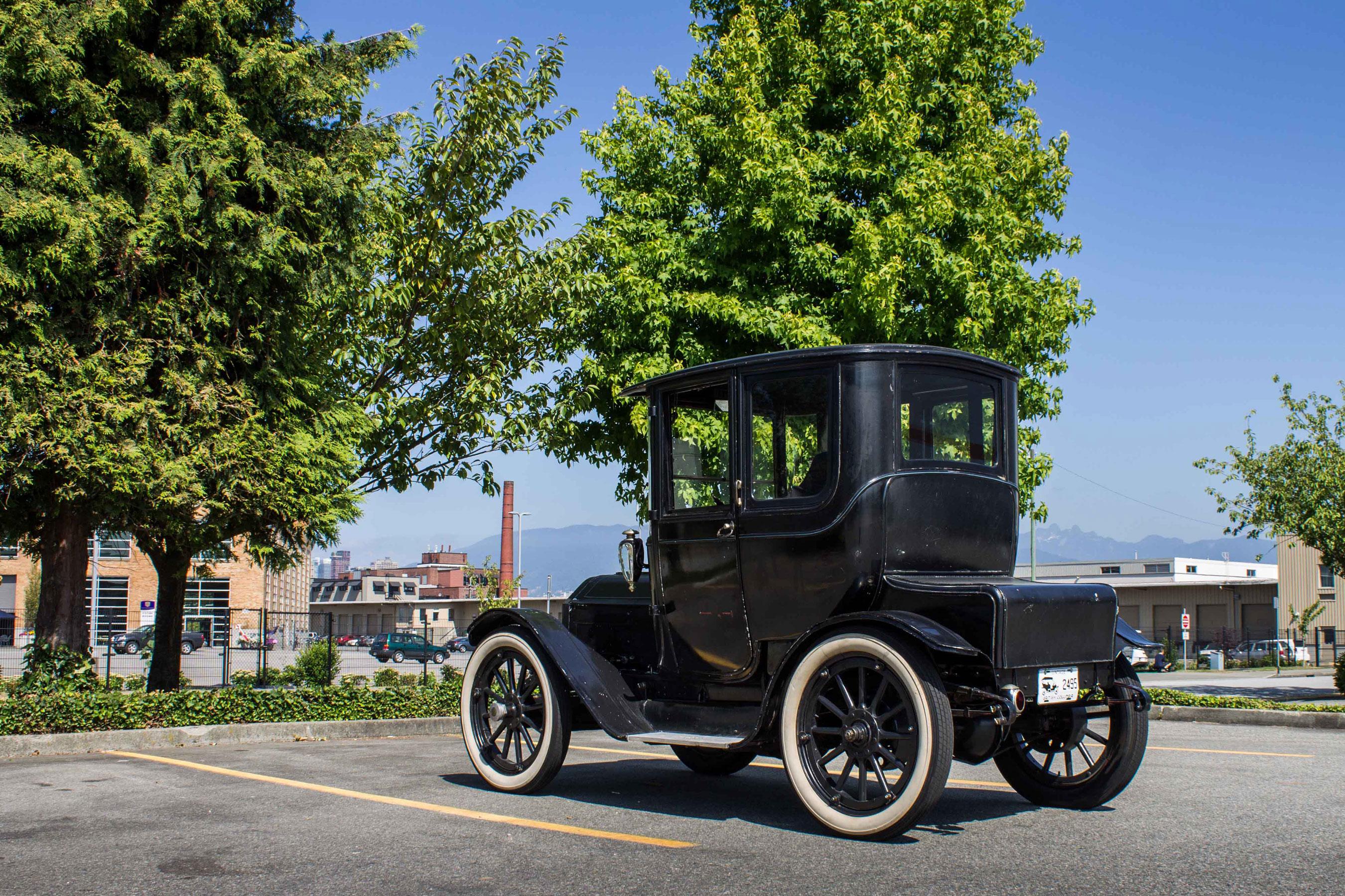 1912 Detroit Electric