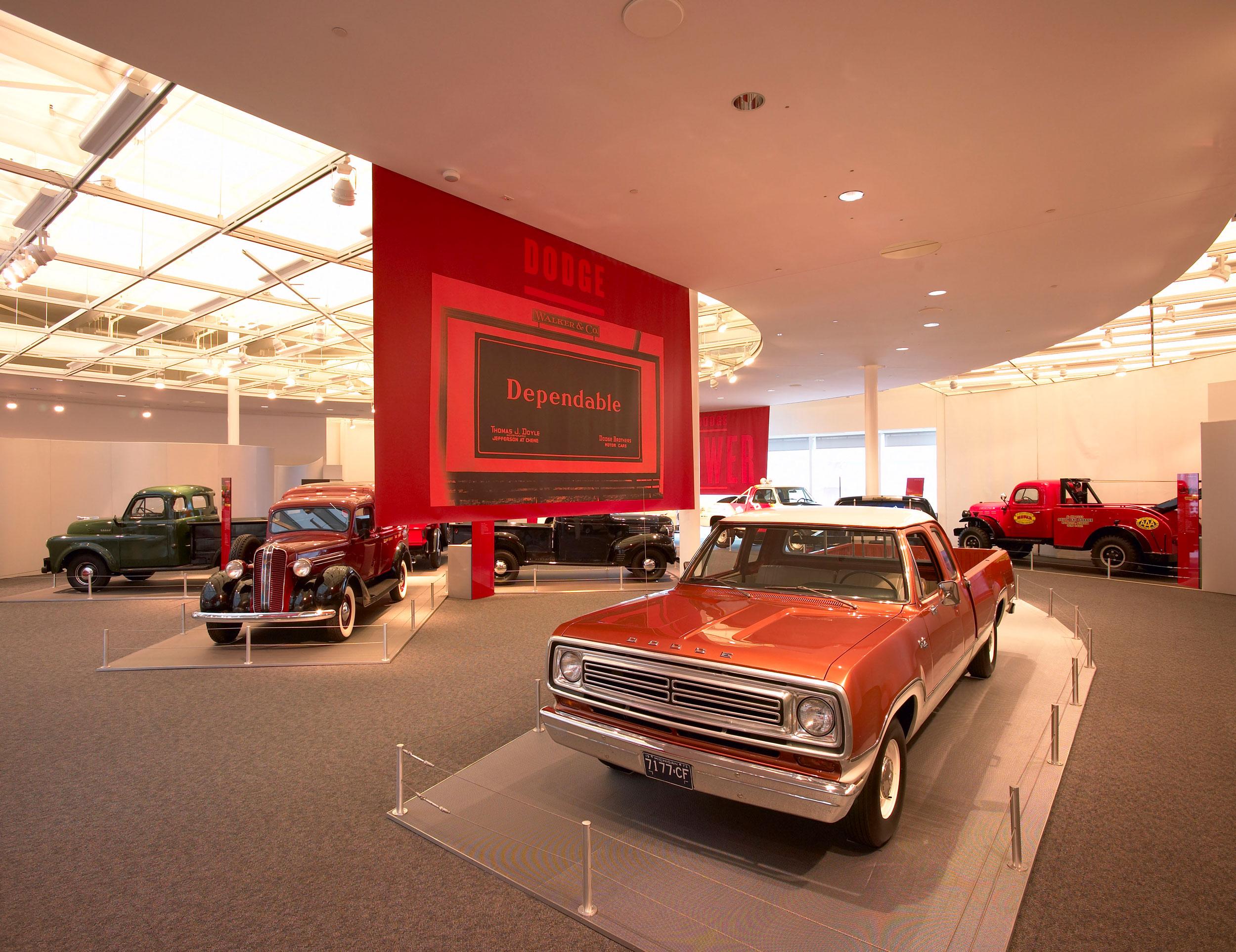 Dodge D/W Series Pickups