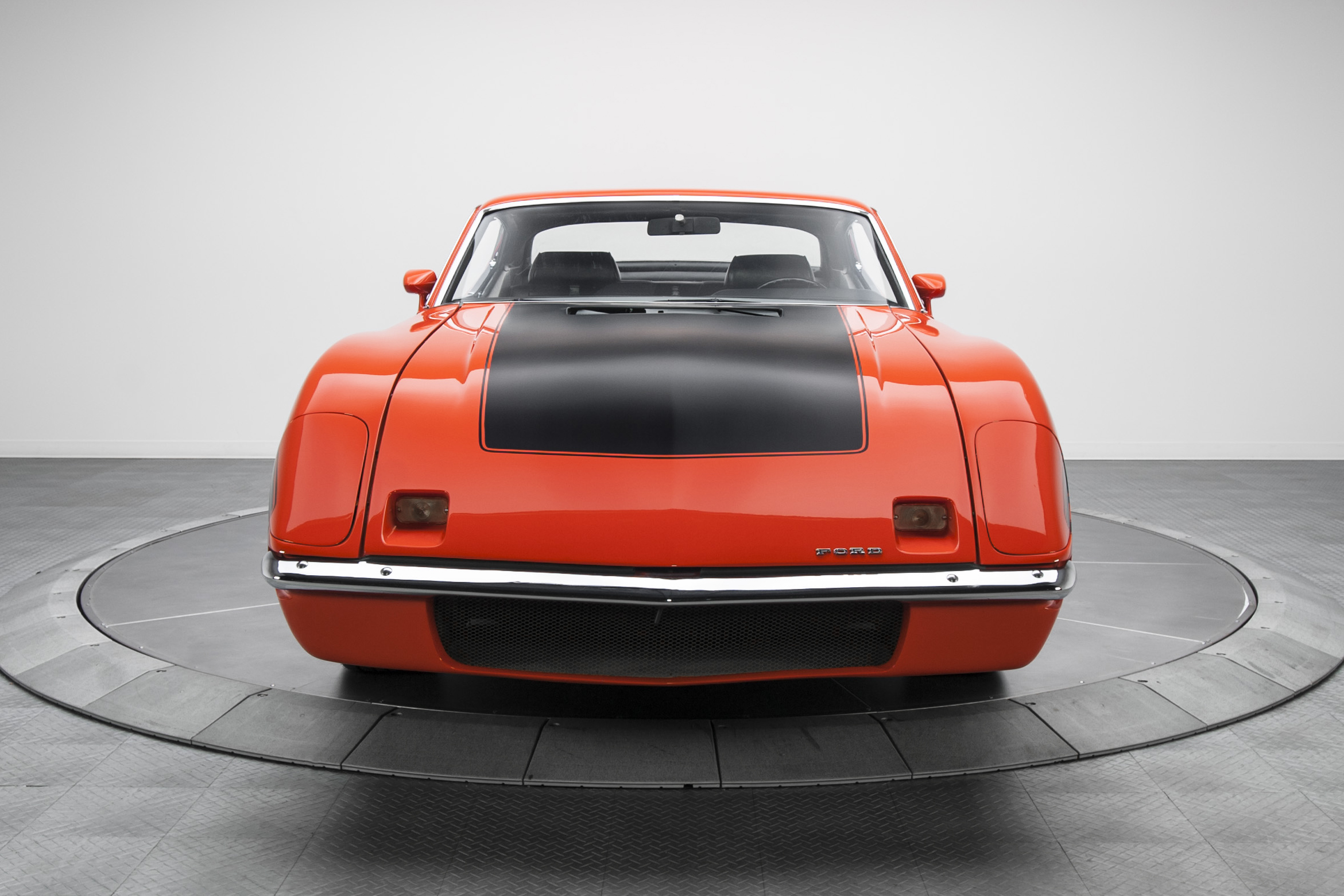 Ford Torino King Cobra front