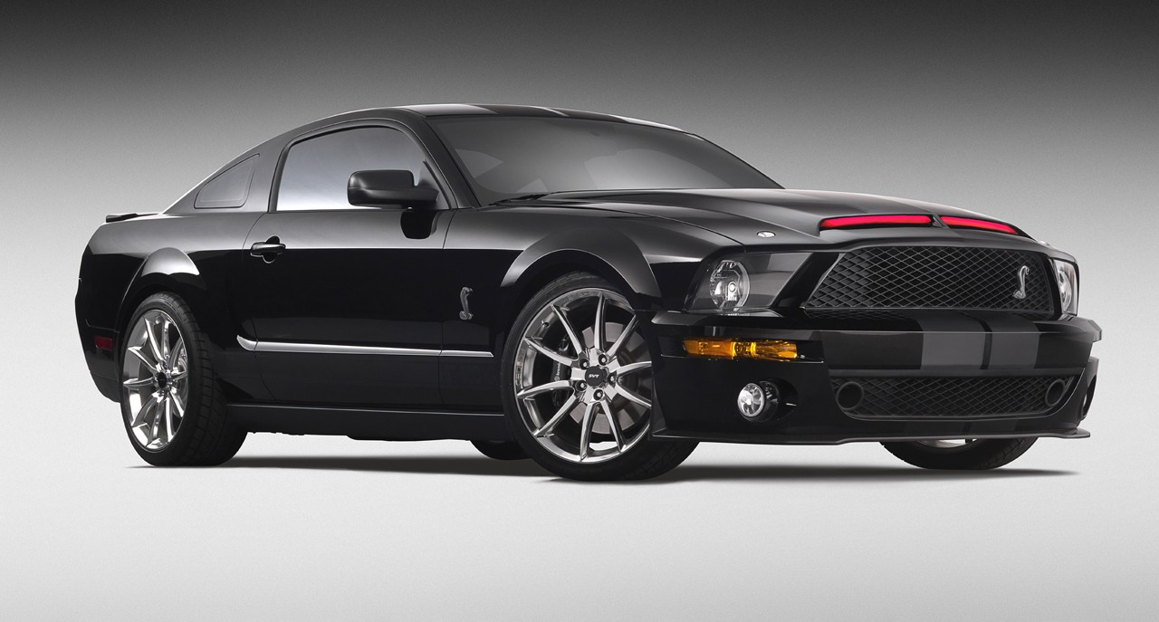 2008 Shelby GT500KR Mustang