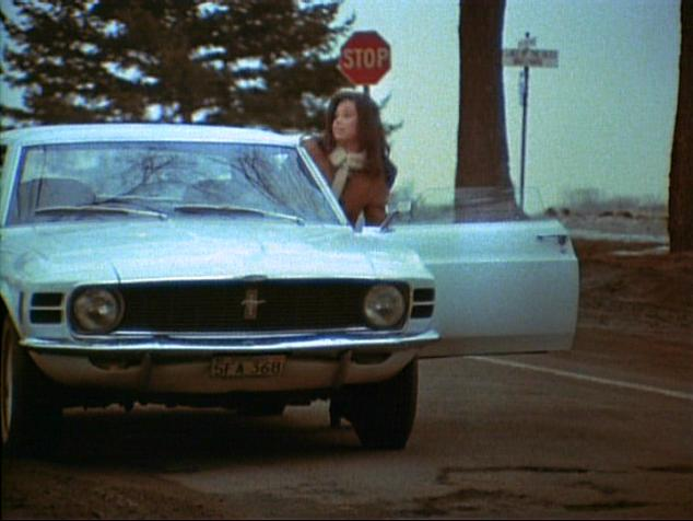 1970 Ford Mustang Coupe from the Mary Tyler Moore show