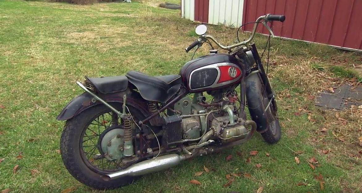 1942 Harley-Davidson/Von Dutch XAVW