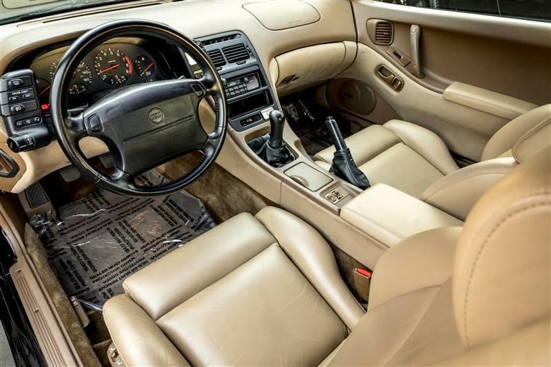 1996 Nissan 300ZX Turbo Coupe 2-Door