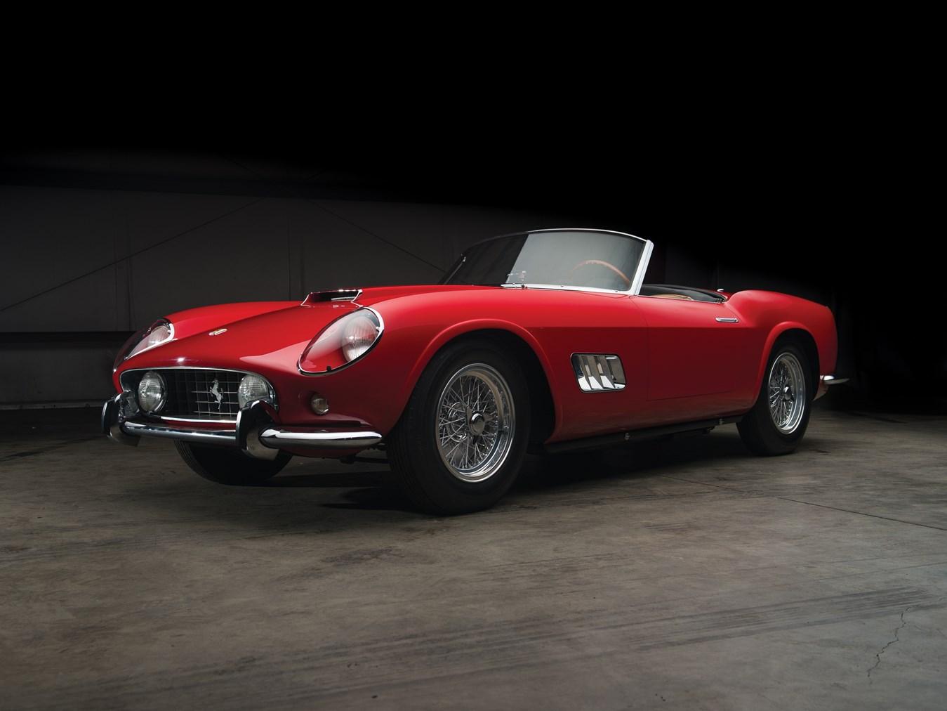 1959 Ferrari 250 California LWB Spider (closed headlight)
