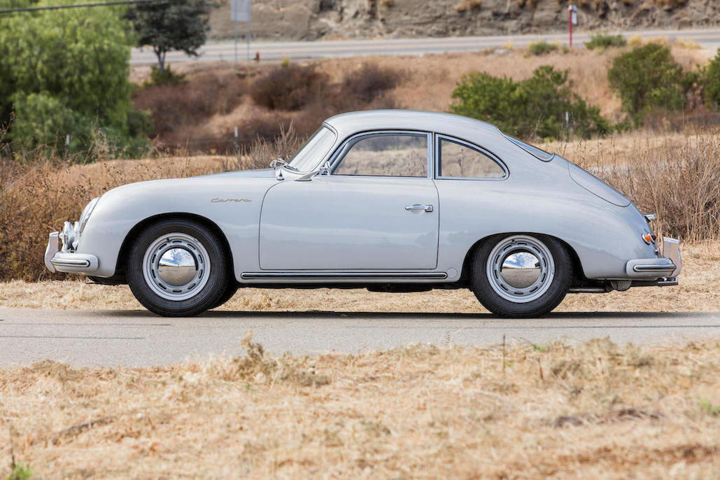 1956 Porsche 356A 1500 Carrera GS
