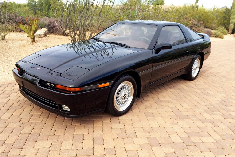 1990 Toyota Supra Mk III Turbo