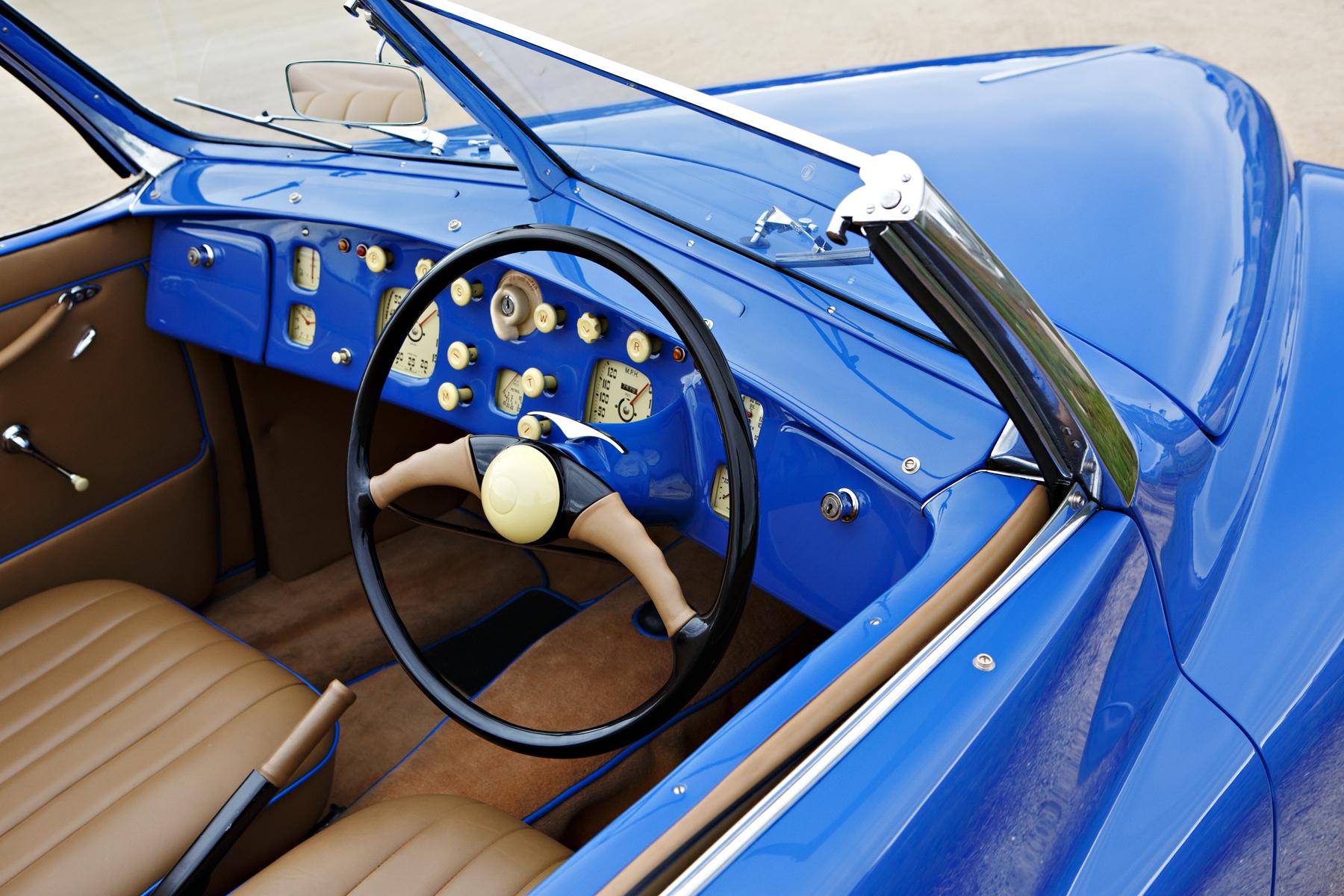 1949 Bristol 402 Cabriolet right hand drive