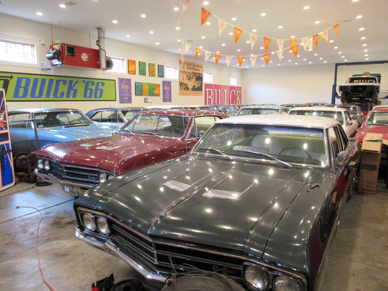 1966 Buick Skylark GS collection