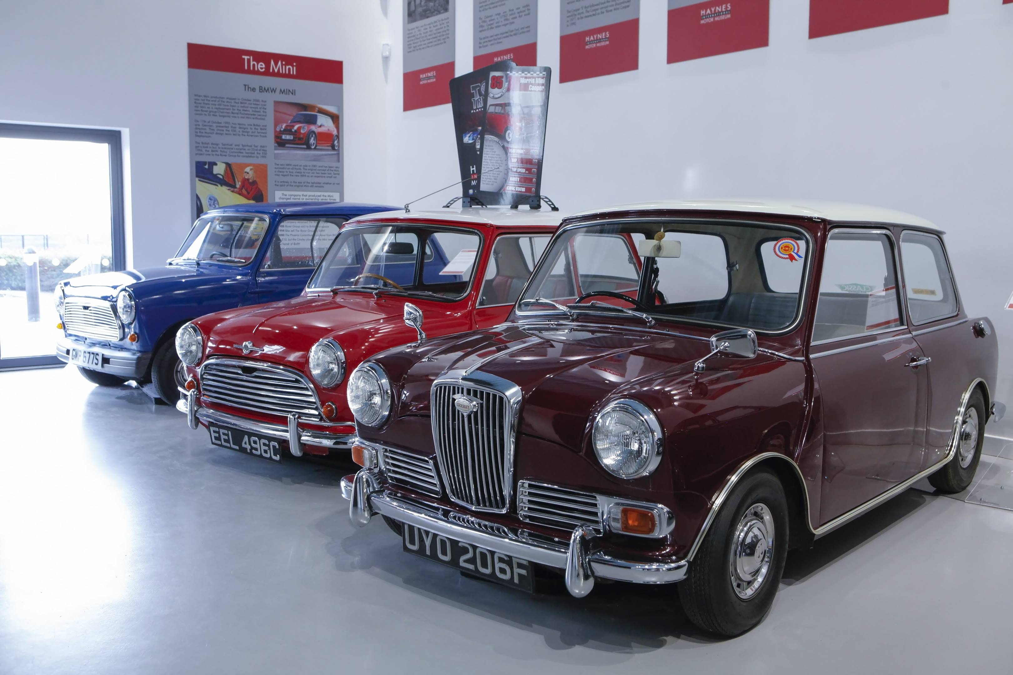 Wolseley and more at the Haynes International Motor Museum