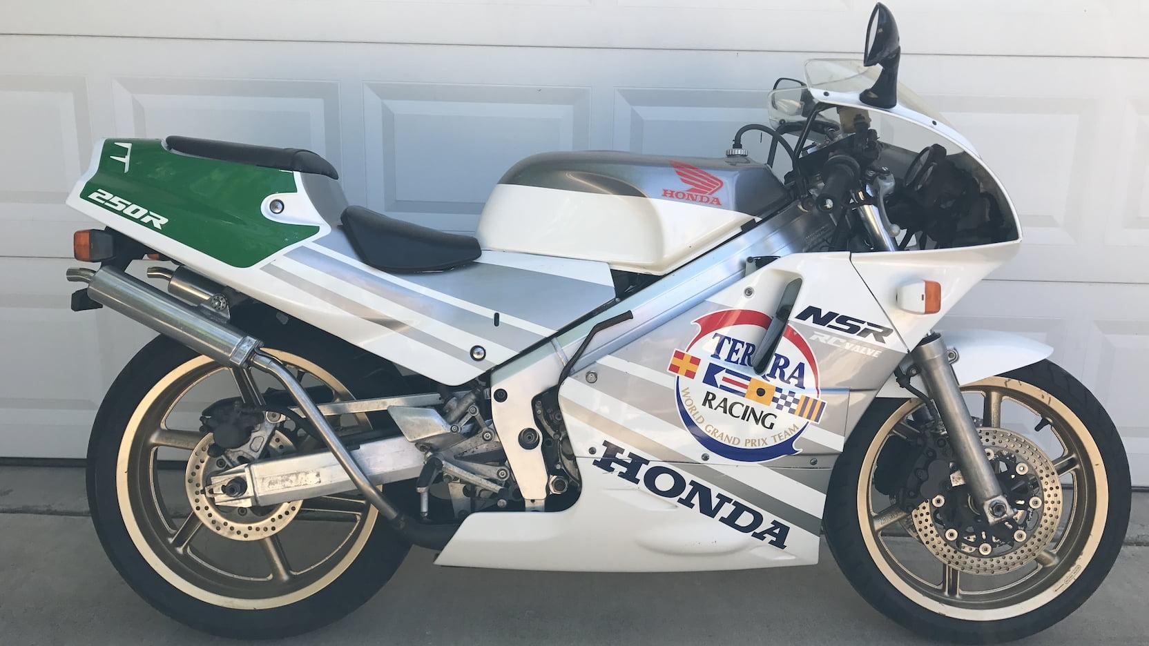 1989 Honda NSR250