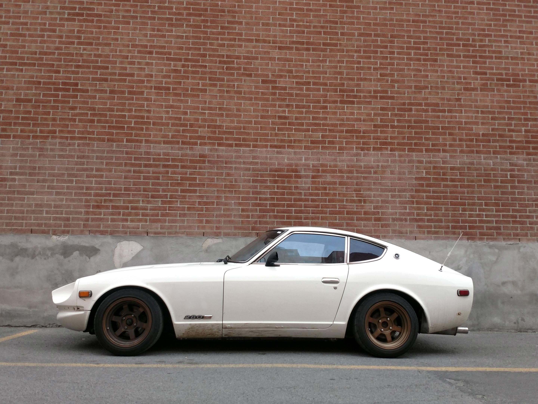 1978 Datsun 280Z Left hand side view