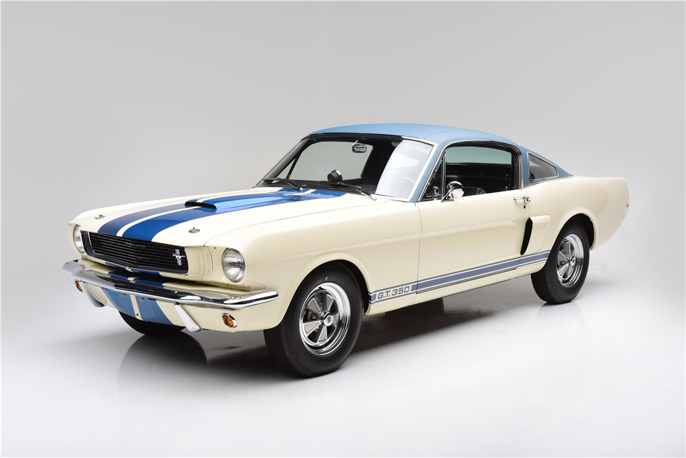 1966 Shelby GT350 Prototype at Barrett-Jackson