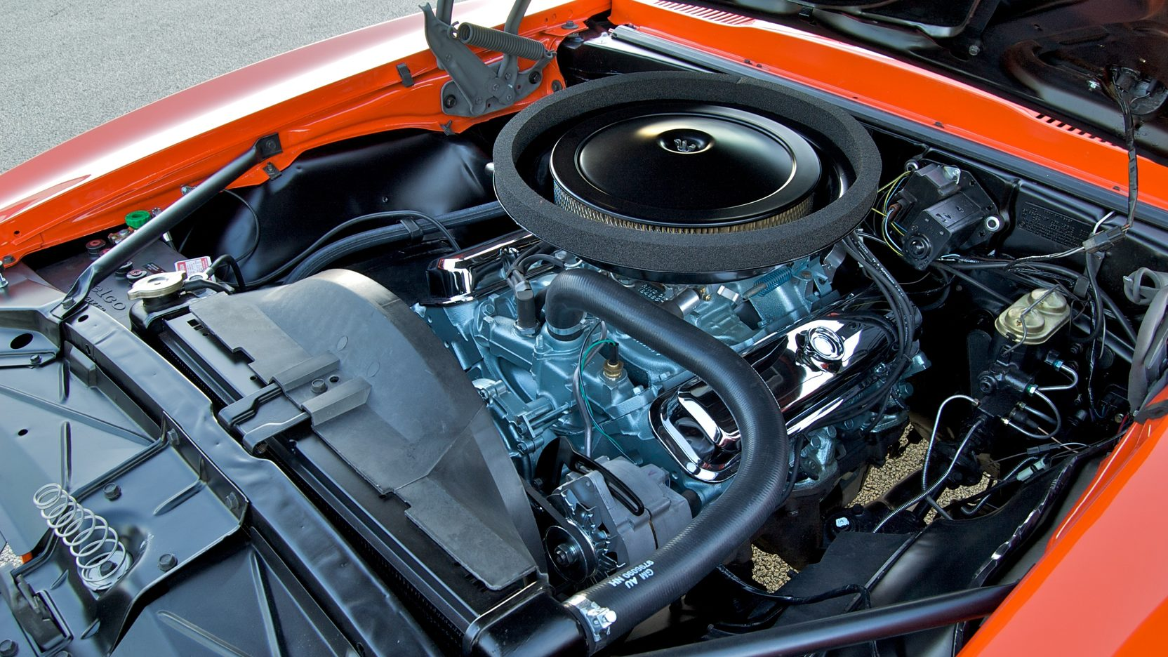 1969 Pontiac Firebird coupe ram air
