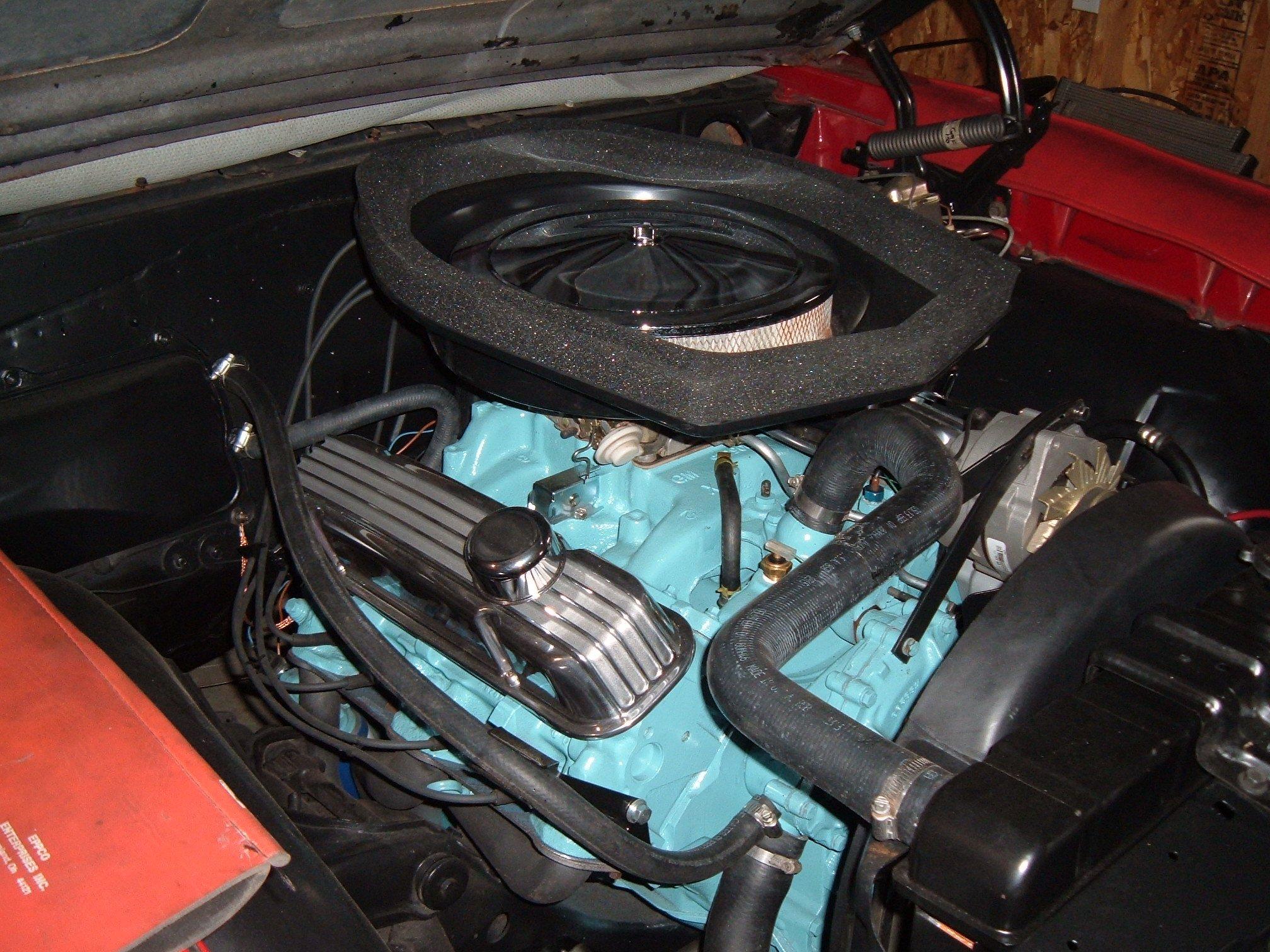 1965 Pontiac GTO with Ram Air kit