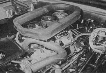 1965 Pontiac GTO tri-power with Ram Air Kit