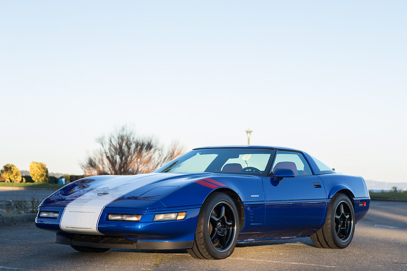 1996 Chevrolet Corvette Grand Sport Coupe